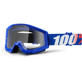 100% Strata Goggles nation-clear